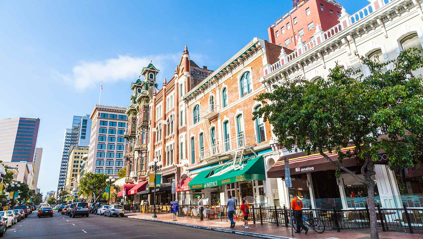 It S All About Location Our Gaslamp Hotel